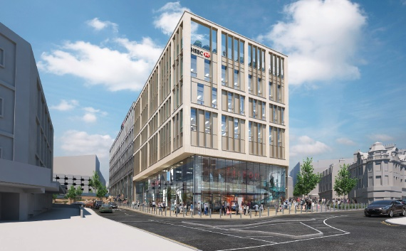 the redevelopment of the sheffield retail quarter aims to make the city a top 10 destination for shoppers