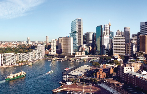 amp capitals quay quarters sydney will provide 102000sqm of office space