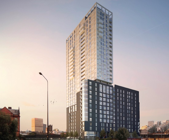 la salles greengate private rented sector development in greater manchester