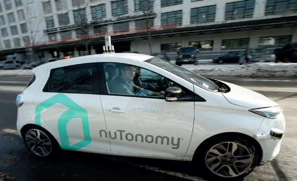 the autonomous vehicle revoltion is gaining speed