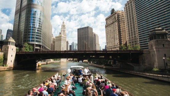 cities like chicago are turning to tourists for revenue
