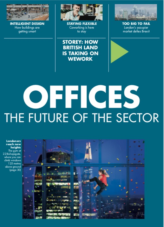 offices report cover