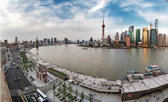 shanghai stands above its peers in commerce culture and wealth