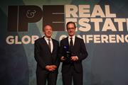 Trausch picked up the award for Outstanding Industry Contribution