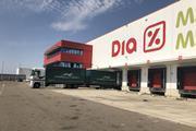 LaSalle DIA Logistics warehouse in Zaragoza