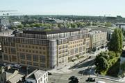 Charlemont Exchange in Dublin, redeveloped by Marlet