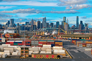 australias future fund and qic paid aud9bn for a 50 year lease of the port of melbourne