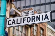 California sign