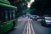 India, road