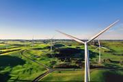 Bald Hills wind farm in Victoria, Australia
