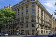 Paris office building at 69 B Haussmann