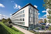 Riverside office property in Warsaw