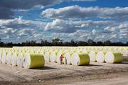 Cubbie Station, Australia's largest cotton farm