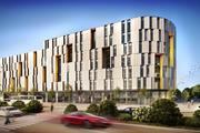 Student housing project in Pamplona, Spain