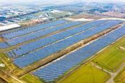 Emmen PV solar park