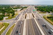 North Tarrant Expressway toll road
