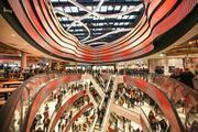 Loom Bielefeld shopping centre in Germany