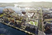 Bjørvika development