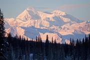 Mt Dinali, Alaska