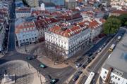 Patrizia Tagus Square Lisbon