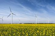 Landmark Infrastructure Wind Turbine