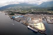 Vancouver Wharves Terminal