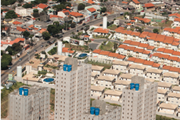 Housing construction in Brazil