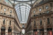Milan's Galleria Vittorio Emanuele II