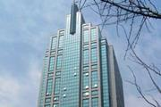 Ocean Towers in Shanghai, China