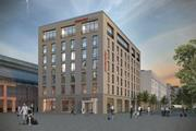 Commerz Real acquires Intercity Hotel
