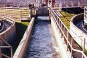 Suez Wastewater Trough