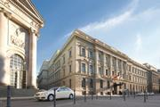 Hotel de Rome at Behrenstrasse 37 in Berlin