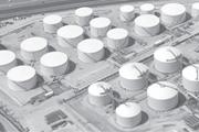 LPG Storage System at Buckeye Texas Processing Facility