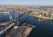 the port of los angeles is upgrading its infrastructure to meet the demands of the digital economy