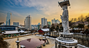 South Korea is among a growing number of Asian countries considered to have core markets