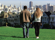 san francisco the attractions of urban living are bringing people into city centres