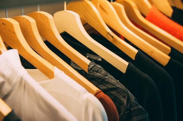 Retail, clothes, shopping