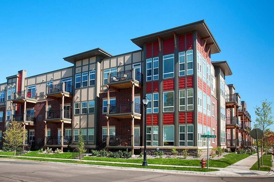 Harbert's 5 Central multifamily asset in Minneapolis