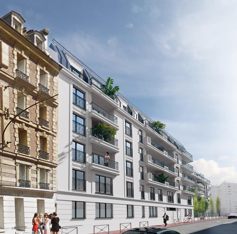 M&G Levallois-Perret asset redevelopment