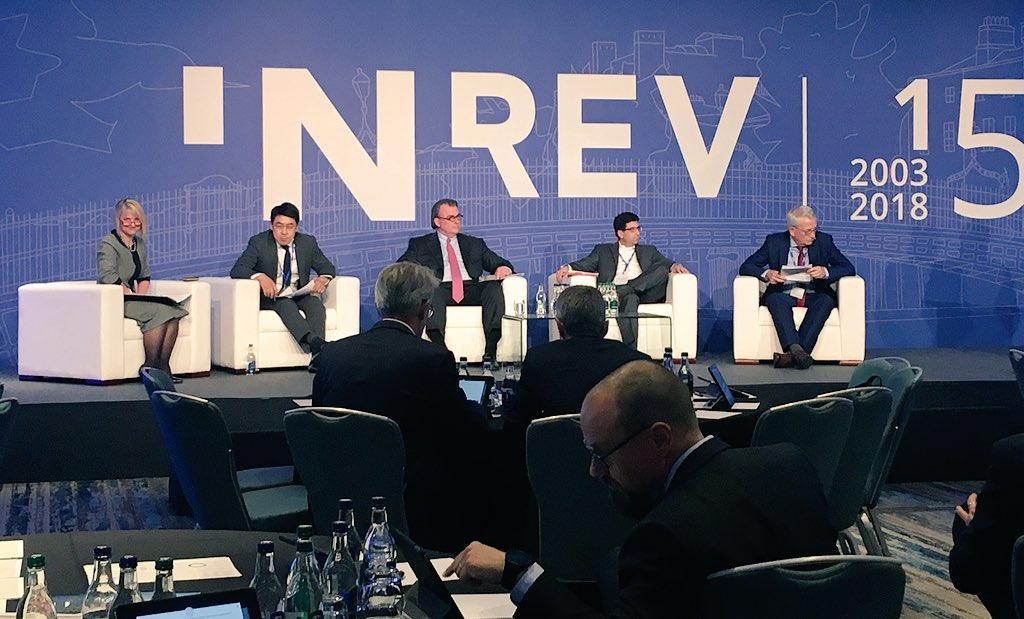 INREV conference, Dublin, 2018