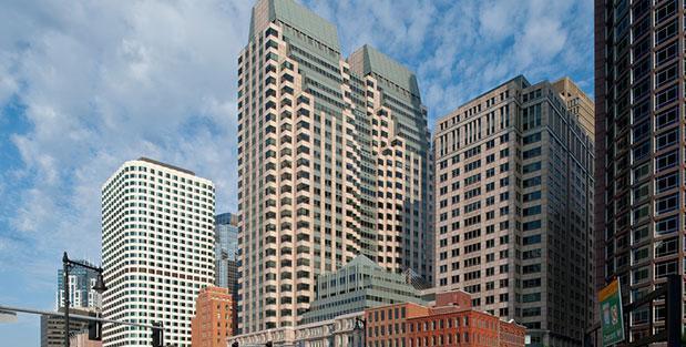 125 High Street in Boston
