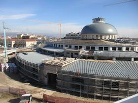 Ex Magazzini Generali development in Verona