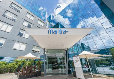Mantra hotel, Bell City, Melbourne