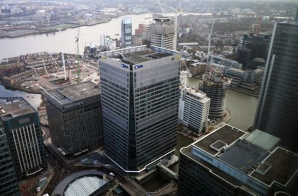 ema at canary wharf in london united kingdom shutterstock editorial 9451153c